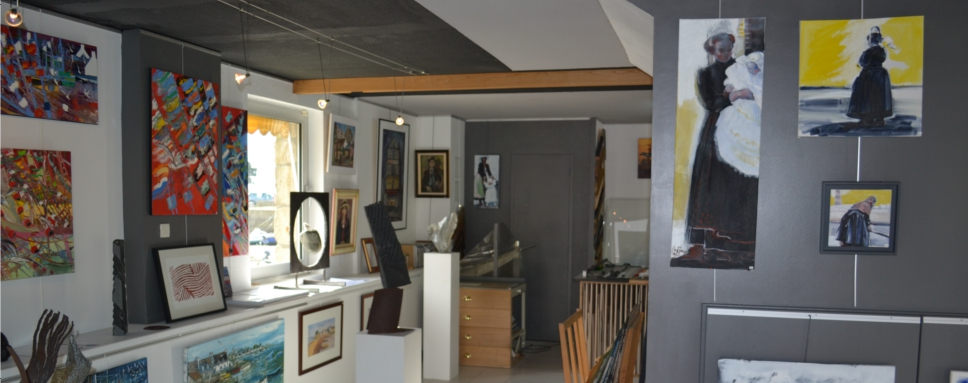 Intérieur galerie