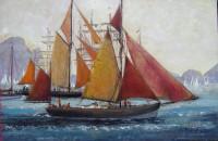 8-2305-12-Brest, les voiliers à contre-jour-H-30M