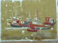 9-21006-11-Pêche ocre et rouge-20X14